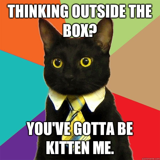 business-cat-thinking-outside-the-box