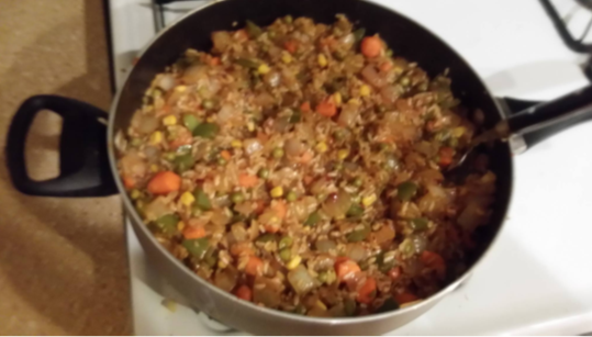 vegetable-fried-rice-recipe